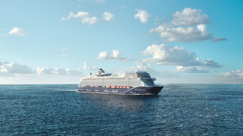 Tui Cruises Beachvolleyball Stars Werden Taufpaten Der